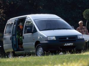 Citroen Jumpy Combi 1995 года
